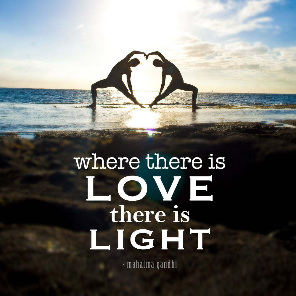 Love Is Quotes: Yoga Soul Blog - The Everday Life Of A